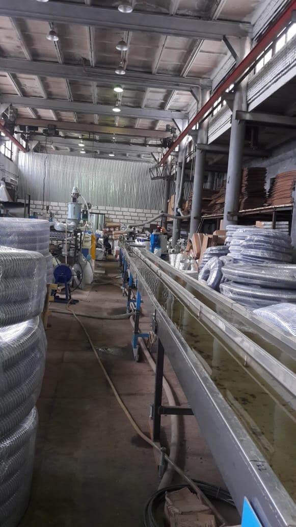 Завод воздуховодов и другой продукции Diaflex